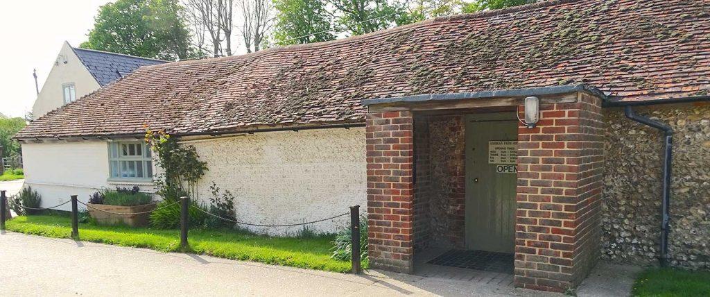 Adsdean Farm Shop Chichester West Sussex