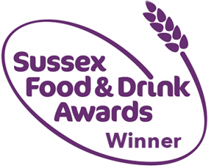 Adsdean Farm Chichester Proud Winners of the Sussex Food and Drink Awards